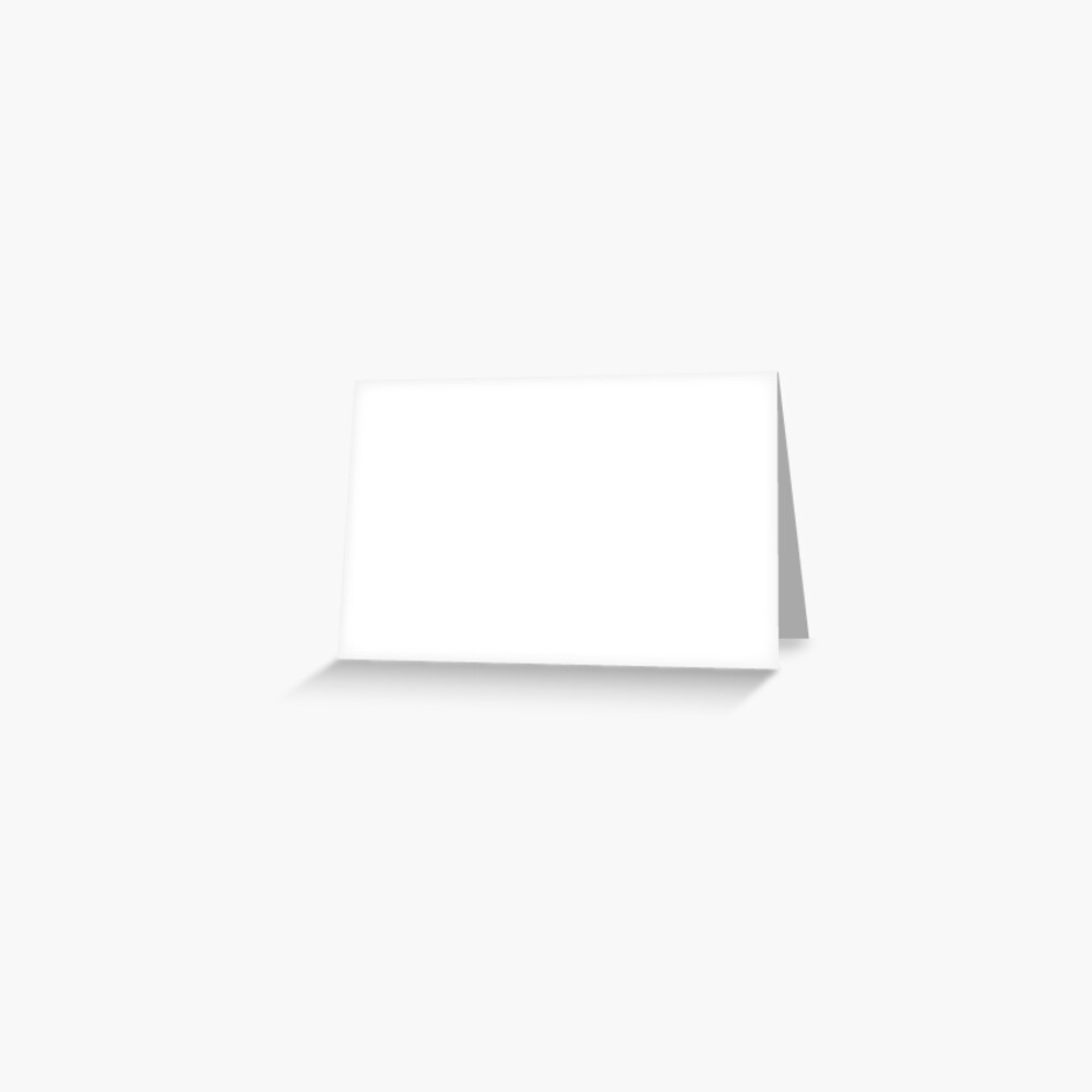 # Say Yes To Love (white text) Greeting Card