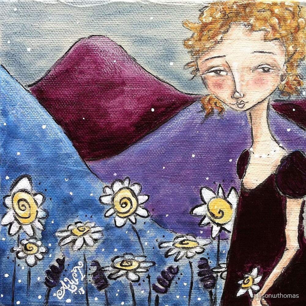 Cold Mountain by allisonwthomas