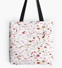 Animal Pattern Series – Domestic Pets Tote Bag