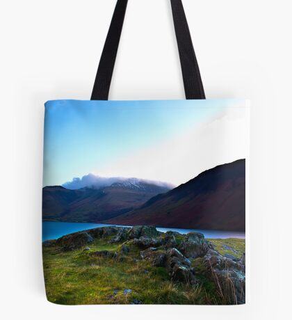 Scafell Pike - Across WastWater Tote Bag