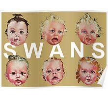 Swans - To Be Kind 2 Poster