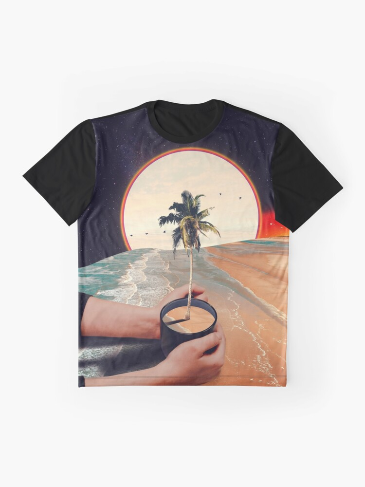 Alternate view of A Cup Of Sunshine Graphic T-Shirt