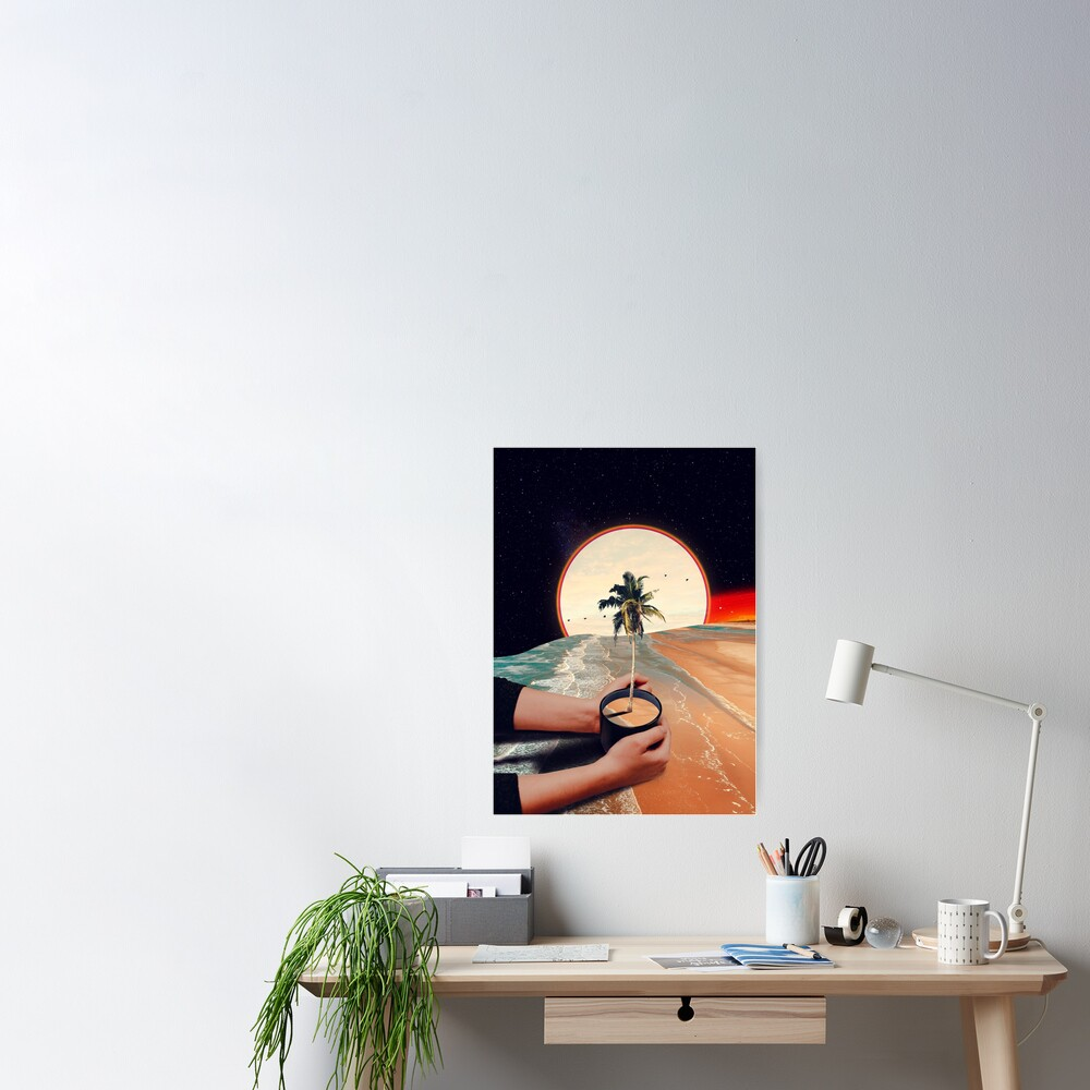 A Cup Of Sunshine Poster
