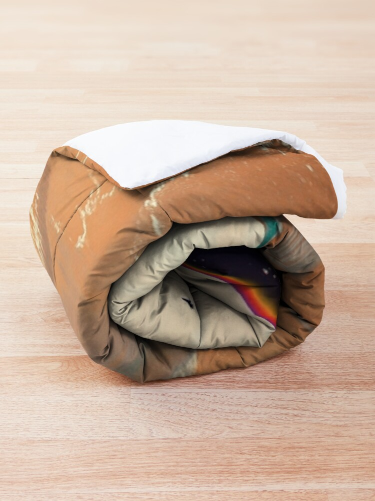 Alternate view of A Cup Of Sunshine Comforter