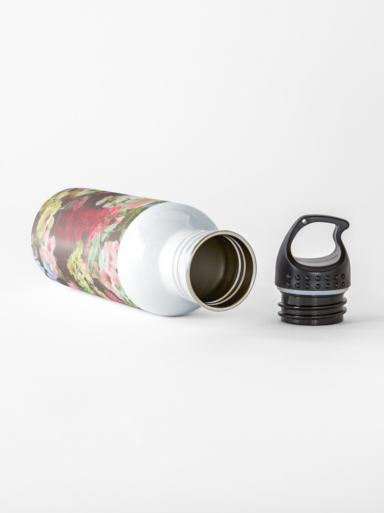 Alternate view of Floral Explosion Water Bottle