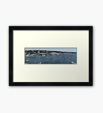 Newport RI Framed Print
