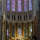 The High Altar of Chartres Cathedral by Mark Prior