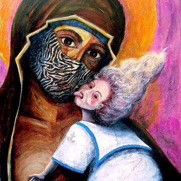 Kitsch Christ by lenastahl