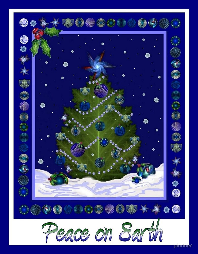 Oh Christmas Tree by plunder