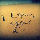 I Love You by Hazel Dean