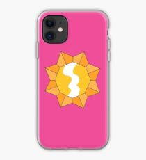 By the Magic of the Sun Stone! iPhone Case