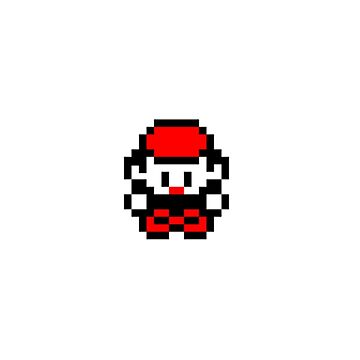 Pokémon Red by zijing