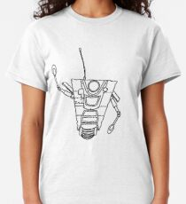 CL4P-TP - Grenzgebiete Classic T-Shirt