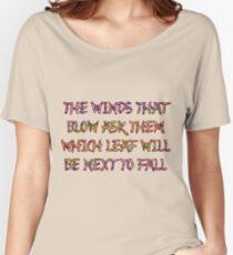 Haiku Women's Relaxed Fit T-Shirt