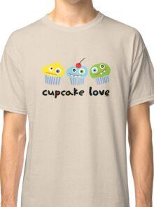 Cupcake Love - beige Classic T-Shirt