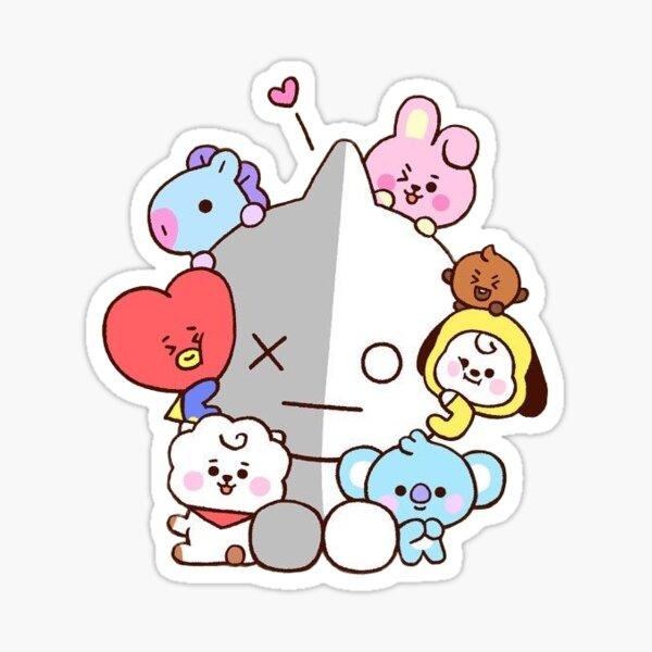Bt21 Cooky Gifts & Merchandise | Redbubble