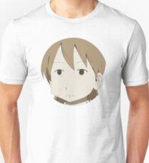 Yuuko n'est pas amusé T-shirt unisexe