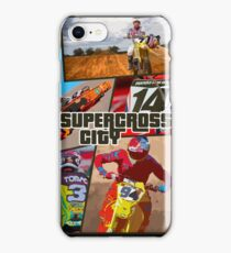 Supercross iPhone Case/Skin