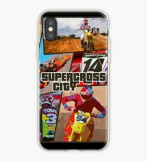 Supercross iPhone Case