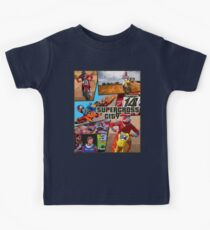 Supercross Kids Tee