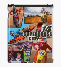 Supercross iPad Case/Skin