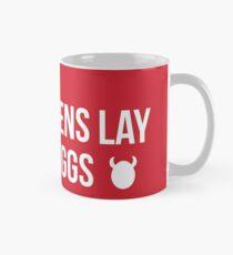 """Wicked Hens Lay Deviled Eggs"" Mug"