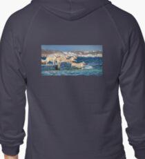 Winny jumping into the sea T-Shirt