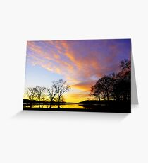 Holme Crag - Lake District Greeting Card
