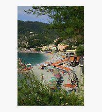Monterosso Beach Photographic Print