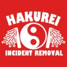 Hakurei Incident Removal by Conor Mullin