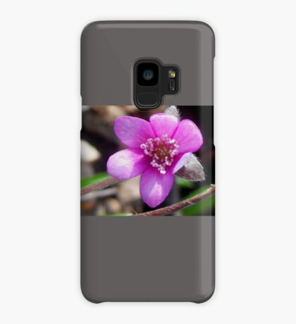 First Hepatica of the season  Case/Skin for Samsung Galaxy