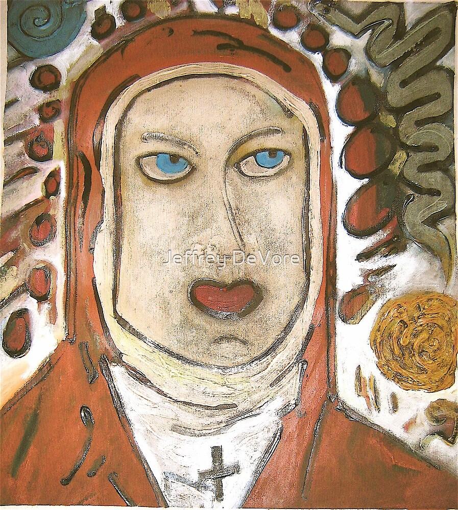 Nun by Jeffrey DeVore