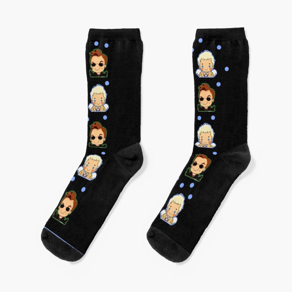 GO chibi Socks