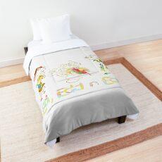 Ed, Edd n Eddy Group Comforter