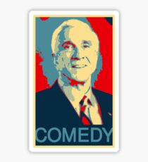 Leslie Nielsen: Comedy Genius Sticker