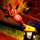 G. Raffe - Loves Art! by Brian Damage