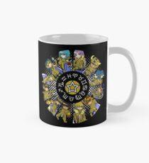 Saint Seiya: The Gold Saints (Mug ver.) Mug