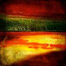 Horizontal Rainbow by Brian Damage