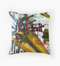 Never Known But Missed Throw Pillow