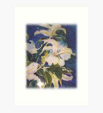 Flowers for Kathleen Art Print