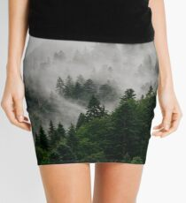 Alpine Mist Mini Skirt