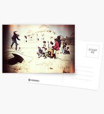 No Comfort Exhibition 1 Postcards