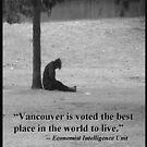Vancouver Best City by jakking