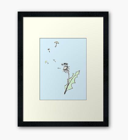 Floating Dream #143 Framed Print