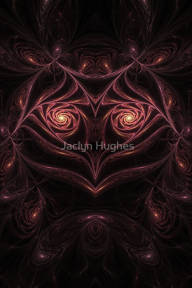 The Mask by Jaclyn Hughes