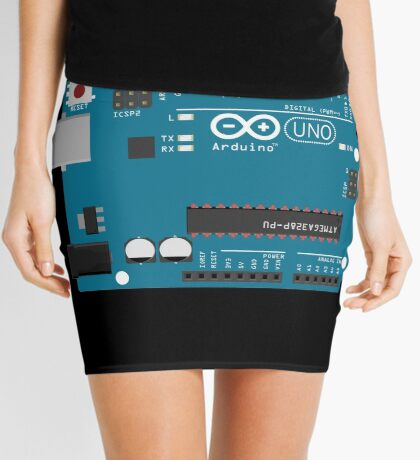 Arduino UNO R3 Mini Skirt