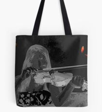 Play to me Of Autumn Sorrows Tote Bag