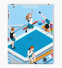 School Devices Tablet iPad Case/Skin