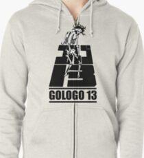Golgo 13 Zipped Hoodie