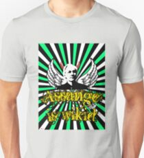Assange is WIKID ;) Unisex T-Shirt